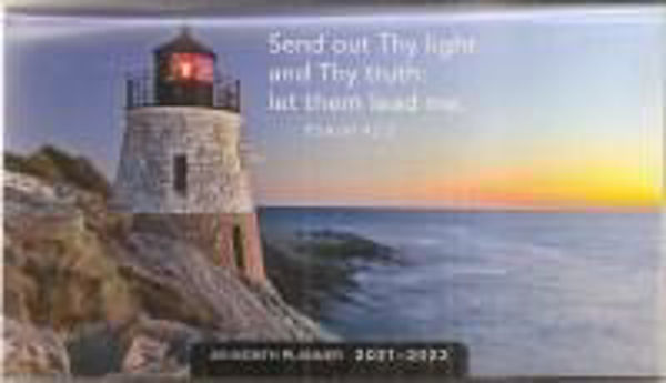 Picture of 2021-2022 28 MONTH PLANNER Lighthouse