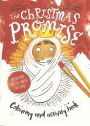 Picture of THE CHRISTMAS PROMISE colouring book