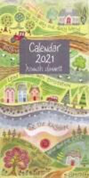 Picture of 2021 CALENDAR SLIMLINE HANNAH DUNNETT