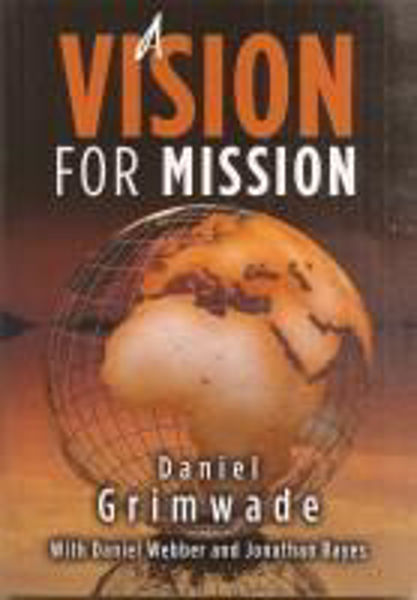 Picture of A VISION FOR MISSION