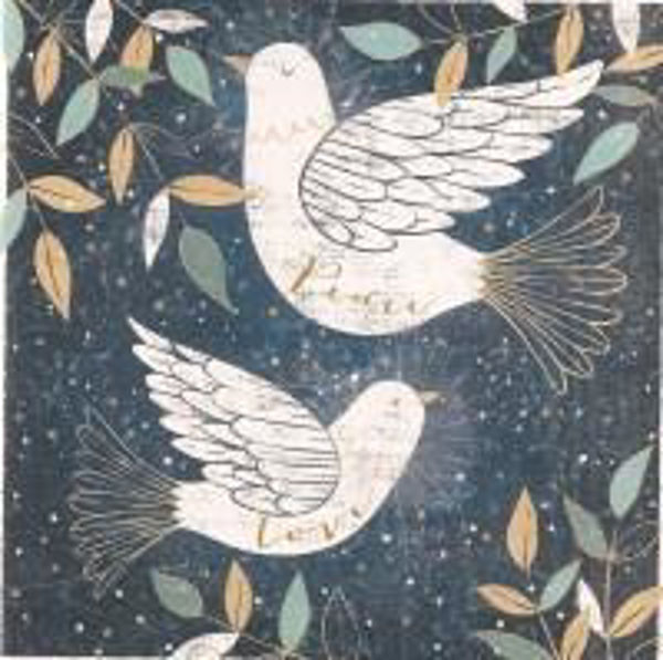 Picture of 2020 TEARFUND 10 CARDS Two doves