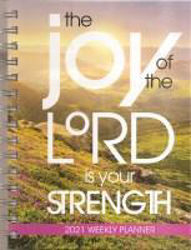 Picture of 2021 WEEKLY PLANNER Joy