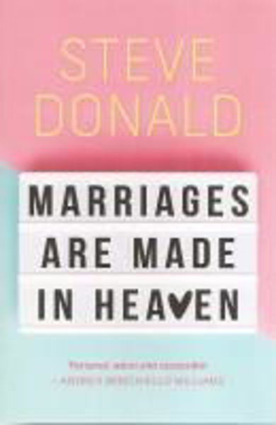 Picture of MARRIAGES ARE MADE IN HEAVEN