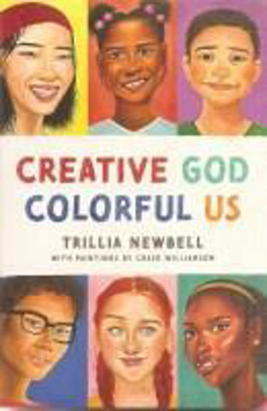 Picture of CREATIVE GOD COLORFUL US