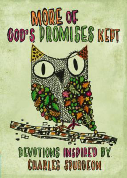 Picture of MORE of GOD'S PROMISES KEPT devotions