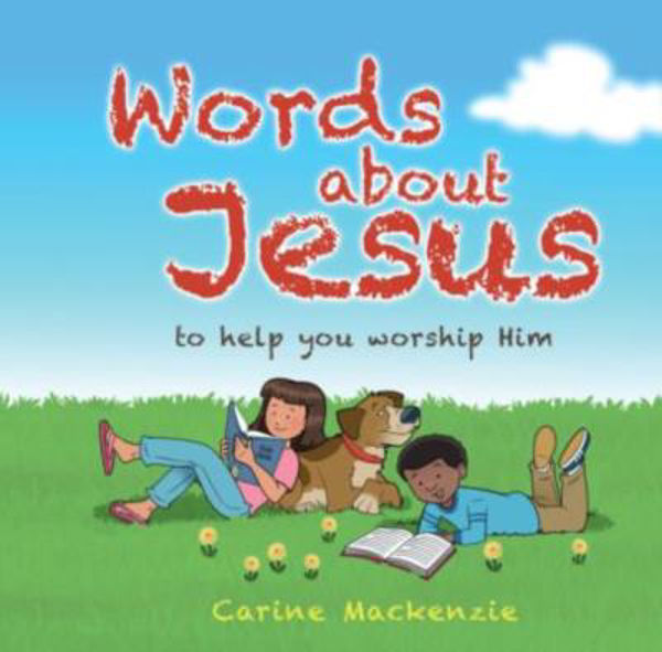 Picture of WORDS ABOUT JESUS