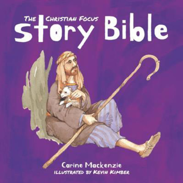 Picture of THE CHRISTIAN FOCUS STORY BIBLE New Edit
