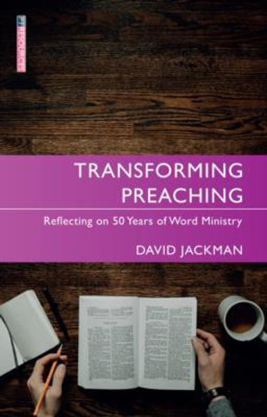 Picture of TRANSFORMING PREACHING