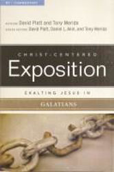 Picture of CHRIST-CENTRED EXPOSITION GALATIANS