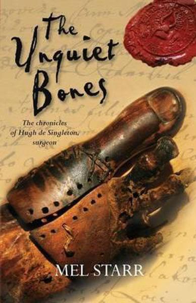 Picture of CHRONICLE SINGLETON/#1 The Unquiet Bones
