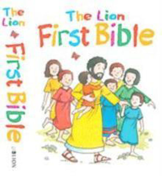 Picture of THE LION FIRST BIBLE