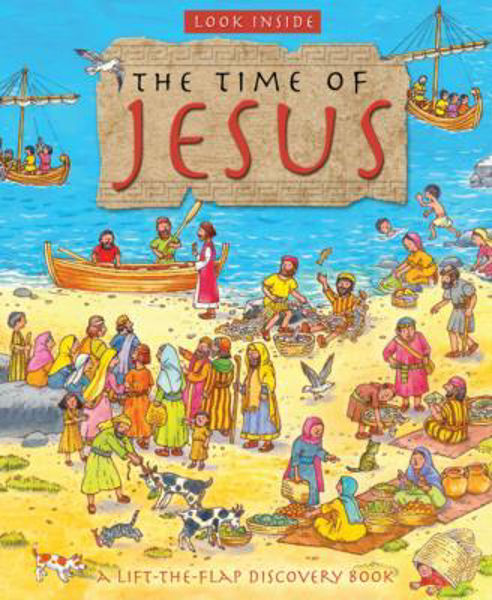 Picture of LOOK INSIDE/THE TIME OF JESUS