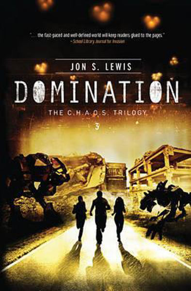 Picture of CHAOS TRILOGY/#3 DOMINATION