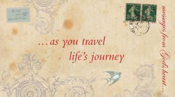 Picture of MESSAGES..AS YOU TRAVEL LIFE'S JOURNEY