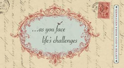 Picture of MESSAGES..AS YOU FACE LIFE'S CHALLENGES