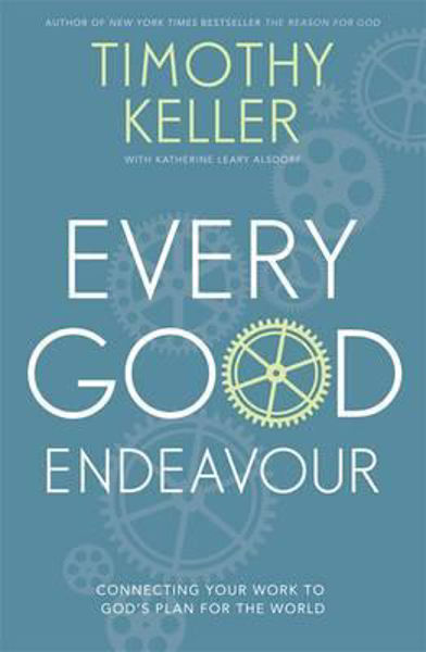 Picture of EVERY GOOD ENDEAVOUR paperback