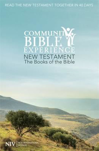 Picture of NIV 2011/NEW TESTAMENT BOOK of the BIBLE