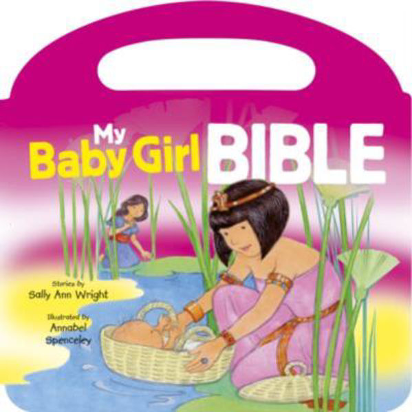 Picture of MY BABY GIRL BIBLE