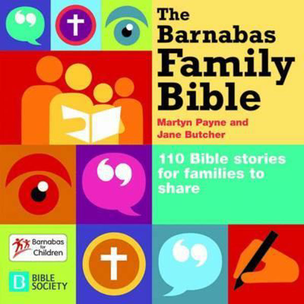 Picture of THE BARNABAS FAMILY BIBLE resource for families