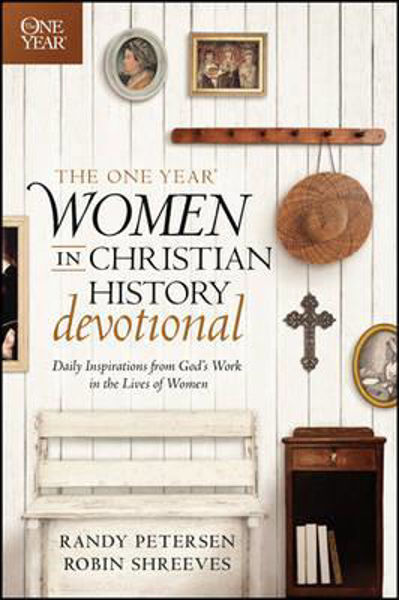 Picture of THE ONE YEAR Women in Christian History