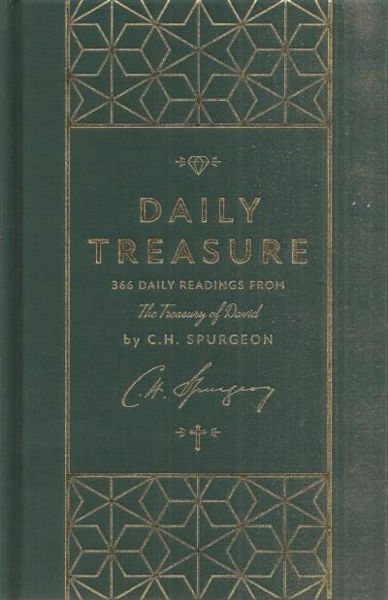 Picture of DAILY TREASURE 366 Daily Readings Spurgeon
