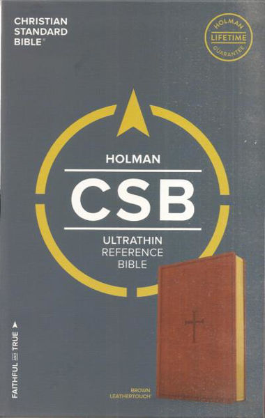 Picture of CSB ULTRATHIN ref Brown Leathertouch