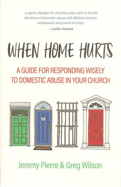 Picture of WHEN HOME HURTS Domestic abuse