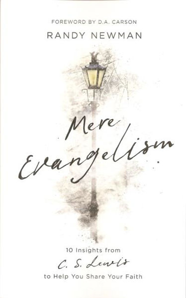 Picture of MERE EVANGELISM Insights from CS Lewis